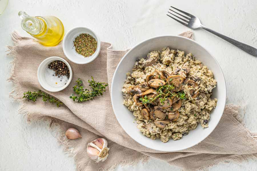 low-carb-cauliflower-risotto