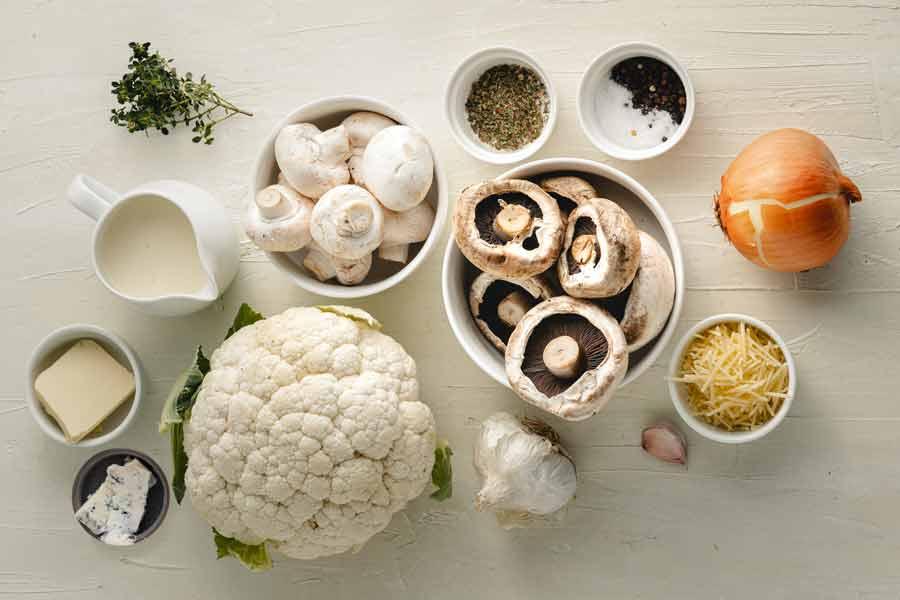 cauliflower-risotto-ingredients