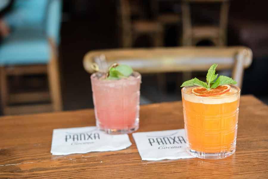 Panxa-Cocktails