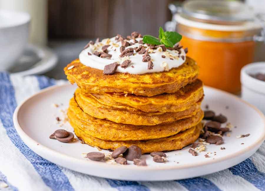 Pumpkin-Pancakes-gluten-free