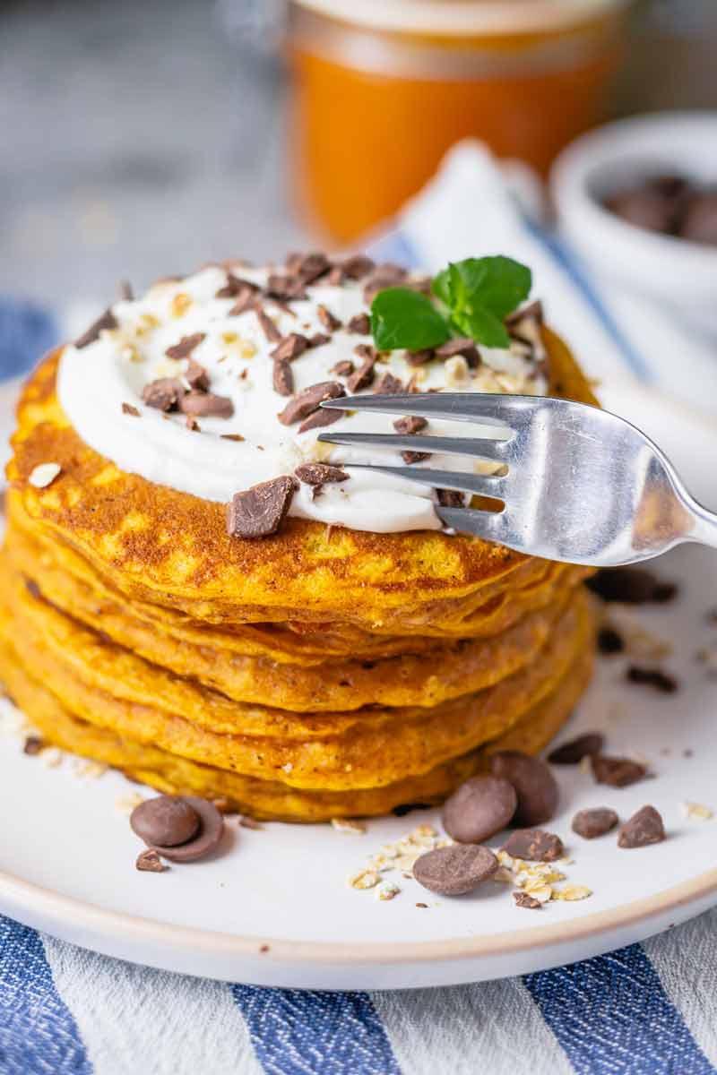 Pumpkin-Pancakes-healthy-gluten-free